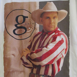 Vintage Garth Brooks Concert T-shirt